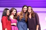 Deepika Padukone, Soha Ali Khan, Neha Dhupia At Launch Of Gillette Venus Breeze on 23rd Feb 2017 (20)_58aff06f6e4f1.JPG