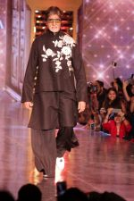 Amitabh Bachchan walk the Ramp For Cancer Patients at Fevicol Caring with Style on 26th Feb 2017