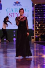 Lulia Vantur walk the Ramp For Cancer Patients at Fevicol Caring with Style on 26th Feb 2017 (9)_58b3dfeea41a1.JPG