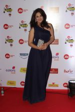 Anjana Sukhani at The Red Carpet Of Mirchi Music Marathi Awards on 27th Feb 2017 (2)_58b66e63113a5.JPG