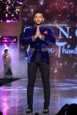 Terence Lewis walk the ramp at 12th Annual Caring with Style fashion show (20)_58b6779209915.JPG