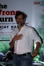 Rajat Kapoor at the Book launch of The Wrong Turn by Sanjay Chopra and Namita Roy Ghose on 1st March 2017 (15)_58b7ee421334c.JPG