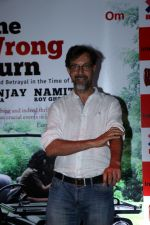 Rajat Kapoor at the Book launch of The Wrong Turn by Sanjay Chopra and Namita Roy Ghose on 1st March 2017 (16)_58b7ee4457dd2.JPG