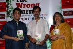 Rajat Kapoor at the Book launch of The Wrong Turn by Sanjay Chopra and Namita Roy Ghose on 1st March 2017 (28)_58b7ee5302863.JPG