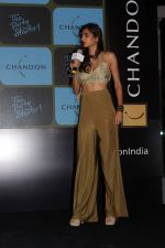 Anushka Manchanda at Chandon_s Party Starter Song with singer Anushka on 2nd March 2017 (7)_58b93d3f898aa.JPG