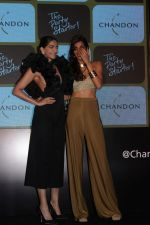 Sonam Kapoor at Chandon_s Party Starter Song with singer Anushka on 2nd March 2017 (20)_58b93d982e6f4.JPG
