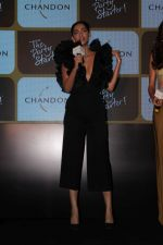 Sonam Kapoor at Chandon_s Party Starter Song with singer Anushka on 2nd March 2017 (12)_58b93d8a8fe06.JPG