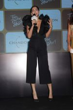 Sonam Kapoor at Chandon_s Party Starter Song with singer Anushka on 2nd March 2017 (13)_58b93d8e5f397.JPG
