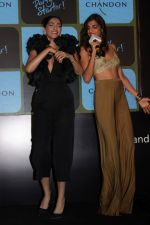Sonam Kapoor at Chandon_s Party Starter Song with singer Anushka on 2nd March 2017 (16)_58b93d92b493b.JPG