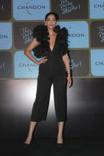 Sonam Kapoor at Chandon_s Party Starter Song with singer Anushka on 2nd March 2017 (23)_58b93d9c026eb.JPG