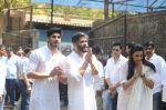 Sunil Shetty at the Furneral Of Sunil Shetty_s Father Veerappa T Shetty on 2nd March 2017 (44)_58b936e1d6936.JPG