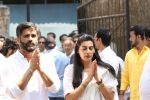 Sunil Shetty at the Furneral Of Sunil Shetty_s Father Veerappa T Shetty on 2nd March 2017 (57)_58b93709938af.JPG