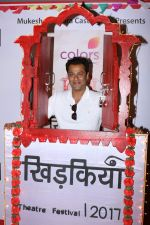Abhishek Kapoor at The Second Edition Of Colors Khidkiyaan Theatre Festival on 5th March 2017 (99)_58bd084797edf.JPG