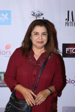Farah Khan at The Second Edition Of Colours Khidkiyaan Theatre Festival in __Sathaye College on 4th March 2017 (75)_58bd007637036.JPG