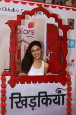 Ragini Khanna at The Second Edition Of Colours Khidkiyaan Theatre Festival in __Sathaye College on 4th March 2017 (5)_58bcff9f6e6f3.JPG