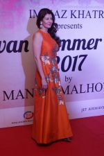Sangeeta Bijlani walk the ramp for Mijwan-Summer 2017 Show on 5th March 2017 (29)_58bd0fc11fa1b.JPG