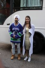 Anushka Sharma & Diljit Dosanjh at the Promotion of Film Phillauri on 6th March 2017  (15)_58bee4085a661.JPG