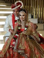 Hrishitaa Bhatt ties the knot with UN diplomat Anand Tiwari on 7th March 2017 (2)_58bee7f597b81.jpeg