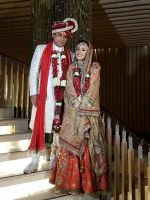 Hrishitaa Bhatt ties the knot with UN diplomat Anand Tiwari on 7th March 2017 (3)_58bee7f72bb60.jpeg