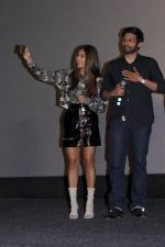 Shibani Dandekar at the Trailer Launch Of Film Noor on 7th March 2017