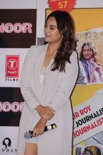 Sonakshi Sinha at the Trailer Launch Of Film Noor on 7th March 2017