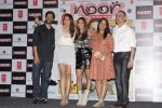 Sonakshi Sinha, Kanan Gill, Shibani Dandekar at the Trailer Launch Of Film Noor on 7th March 2017