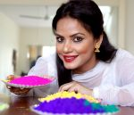 Neetu Chandra in a dry Holi celebration special photo shoot on 8th March 2017 (4)_58c1295c46497.JPG