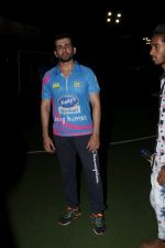 Jay Bhanushali At Match Of tony premiere league on 8th March 2017
