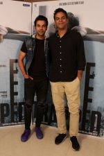 Raj Kumar Yadav, Vikramaditya Motwane Spotted During Promotion Of Film Trapped on 8th March 2017 (11)_58c1281e228cd.JPG
