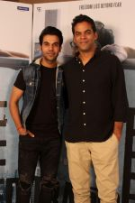 Raj Kumar Yadav, Vikramaditya Motwane Spotted During Promotion Of Film Trapped on 8th March 2017 (12)_58c1281f72516.JPG