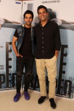 Raj Kumar Yadav, Vikramaditya Motwane Spotted During Promotion Of Film Trapped on 8th March 2017 (9)_58c1281c8afdb.JPG