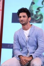Sushant Singh Rajput At The Launch Of Behtar India Campaign on 8th March 2017 (66)_58c1281d57052.JPG