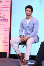 Sushant Singh Rajput At The Launch Of Behtar India Campaign on 8th March 2017 (73)_58c1282a8f259.JPG