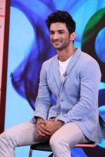 Sushant Singh Rajput At The Launch Of Behtar India Campaign on 8th March 2017