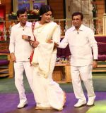 Abbas Mastan promote Machine on the sets of The Kapil Sharma Show on 9th March 2017 (19)_58c27f3b8473a.JPG