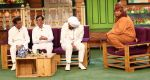 Abbas Mastan promote Machine on the sets of The Kapil Sharma Show on 9th March 2017 (23)_58c27f2b95503.JPG