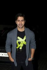 Varun Dhawan at the Special Screening Of Badrinath Ki Dulhania on 9th March 2017 (28)_58c2791653031.JPG