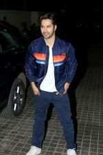 Varun Dhawan at the Special Screening Of Badrinath Ki Dulhania on 9th March 2017 (30)_58c2791918655.JPG