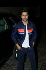 Varun Dhawan at the Special Screening Of Badrinath Ki Dulhania on 9th March 2017 (31)_58c2791a66729.JPG