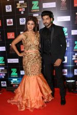 Debina and Gurmeet at Red Carpet Of Zee Cine Awards 2017 on 12th March 2017 (52)_58c68b3918603.JPG