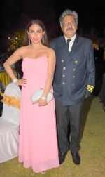 Captain Sunil Nangia  with Myrah at SAILOR TODAY SEA SHORE AWARDS 2017_58c792ab05828.JPG