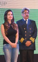 Captain Sunil Nangia with Pooja Banerjee at SAILOR TODAY SEA SHORE AWARDS 2017 _58c792b251317.JPG