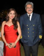 Neha Banerjee with Captain Sunil Nangia  at SAILOR TODAY SEA SHORE AWARDS 2017 _58c792ade9a11.JPG