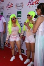 Rakhi Sawant at Zoom Holi 2017 Celebration on 13th March 2017 (44)_58c79d730fdf1.JPG