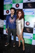 Darshan Kumaar, Pia Bajpai at the music launch of Mirza Juuliet on 14th March 2017 (11)_58ca711729a59.JPG