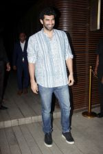 Aditya Roy Kapoor at the Success Party of Badrinath Ki Dulhania hosted by Varun on 16th March 2017 (36)_58cb91f53e2f5.JPG