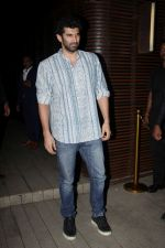 Aditya Roy Kapoor at the Success Party of Badrinath Ki Dulhania hosted by Varun on 16th March 2017 (37)_58cb91f83ae65.JPG