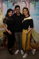 Anushka Sharma , Suraj Sharma & Mehrene Kaur Pirzada at the promotion of Phillauri on 16th March 2017 (31)_58cb9de7ee5d6.JPG