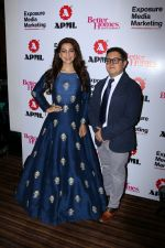Juhi Chawla at Better Homes 10th Anniversary Celebration & Cover Launch on 16th March 2017  (12)_58cba080a6371.JPG