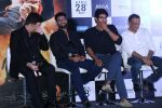 Prabhas, Rana Daggubati, Karan Johar at the Trailer Launch Of Film Bahubali 2 on 16th March 2017 (142)_58cba19e174a2.JPG